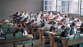 Gelernt wurde auch, als es noch keine Schulevaluationen gab: eine Primarklasse in Liestal, 1941.